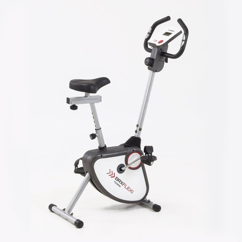 Cyclette magnetica salvaspazio con vogatore BRX FLEXI