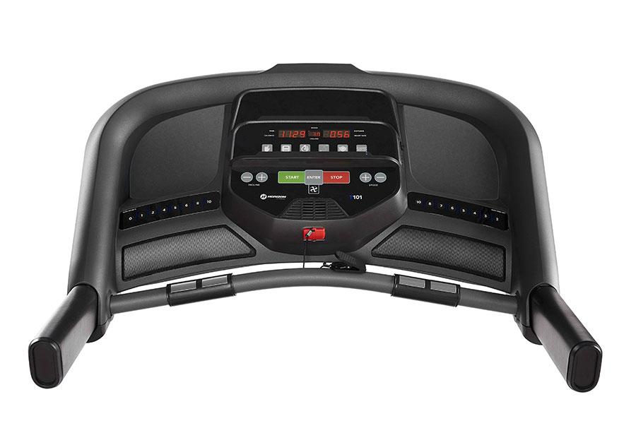 HORIZON - Tapis roulant motorizzato T101-4