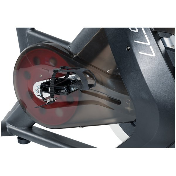 K FITNESS - Spin bike elettromagnetica volano da 24 kg JK 577-1-2-3