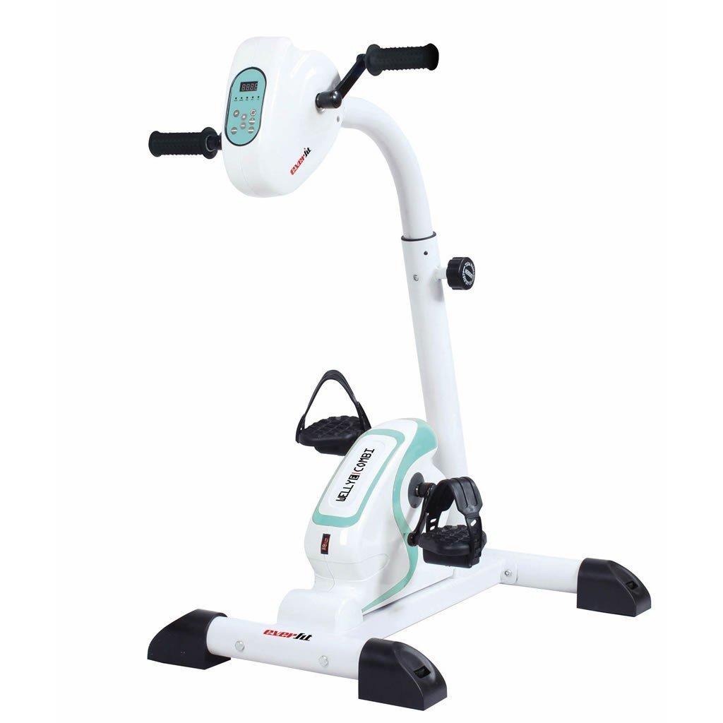 Pedaliera riabilitativa motorizzata braccia e gambe ginnastica passiva WELLY E COMBI
