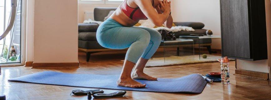 Pilates aerobica