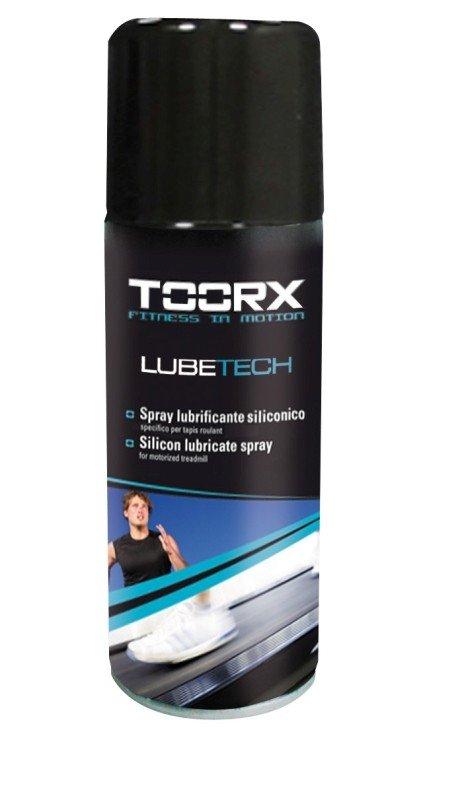 Spray siliconico per tapis roulant LUBETECH 200ml