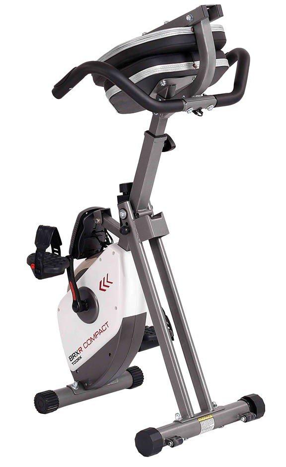 TOORX - Cyclette orizzontale salvaspazio BRX-3