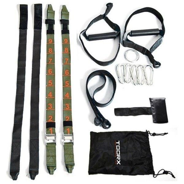 TOORX - TRX Suspension Trainer Professionale FST-PRO
