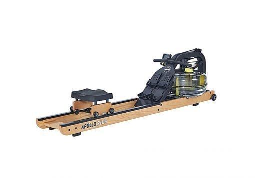 FIRST DEGREE FITNESS - Vogatore Professionale in legno a doppia vasca e doppia corsia APOLLO PLUS
