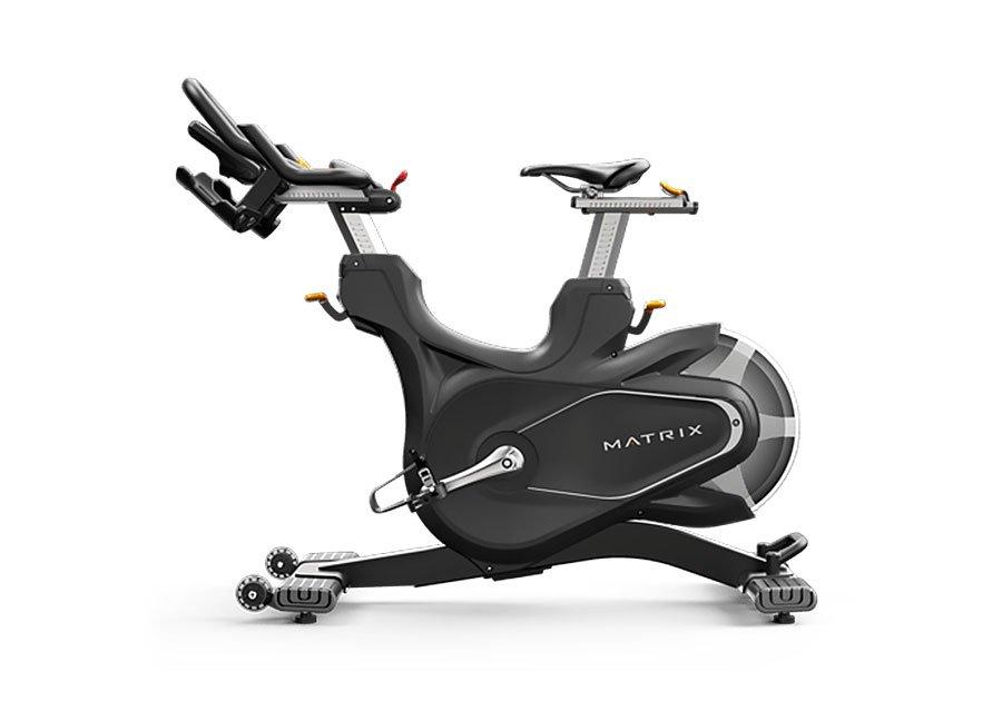 MATRIX – Training Cycle Professionale magnetica a volano posteriore con generatore CXM