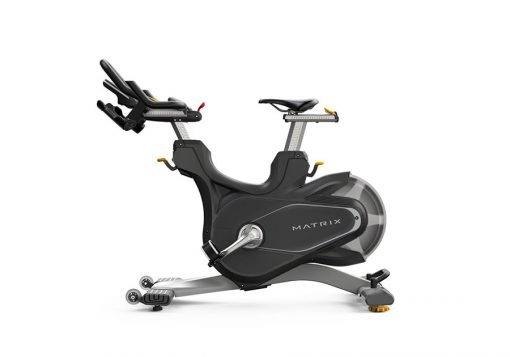 MATRIX – Training Cycle Professionale magnetica a volano posteriore con generatore CXP