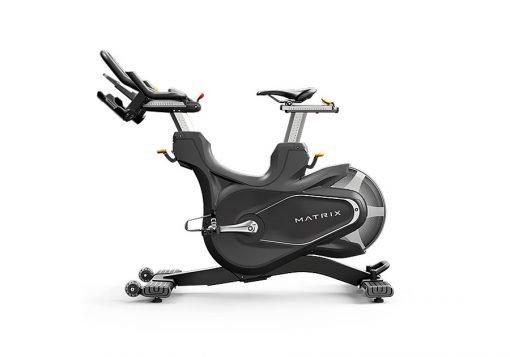 MATRIX – Training Cycle Professionale magnetica a volano posteriore in alluminio CXC