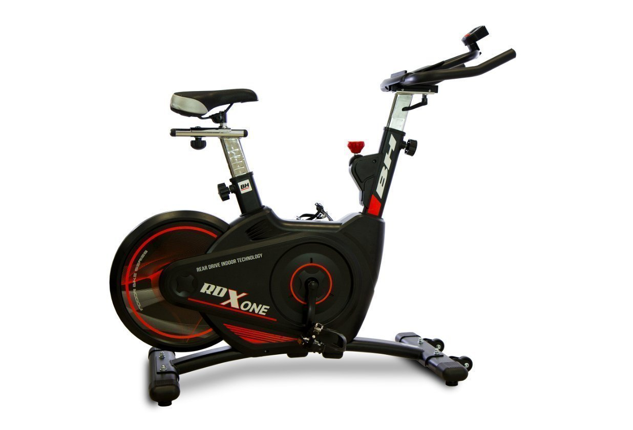 BH FITNESS - Spinning bike magnetica a volano posteriore RDX-ONE