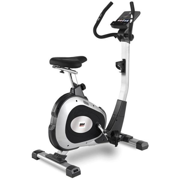 BH FITNESS - Cyclette elettromagnetica ad accesso facilitato volano da 8 kg ARTIC PROGRAM