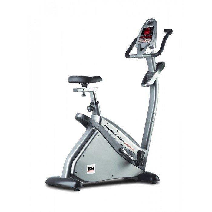 BH FITNESS - Cyclette ergometro Professionale con generatore CARBON BIKE GENERATOR